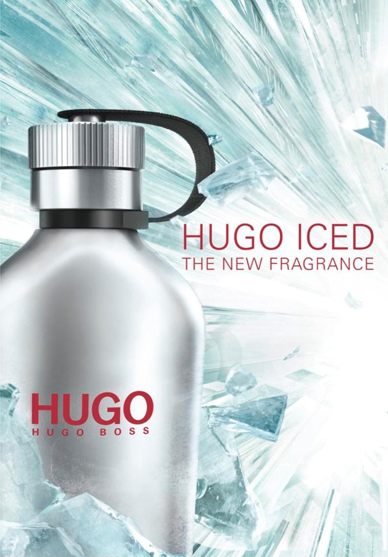 Hugo Boss Hugo Iced ~ Nuevas Fragancias