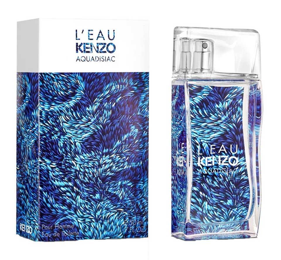 Kenzo L'Eau Kenzo Aquadisiac ~ Nouveaux Parfums