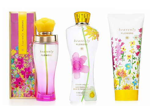 ~ Victoria's Secret New Dream Angels Heavenly Flowers Fragrances tshQrd