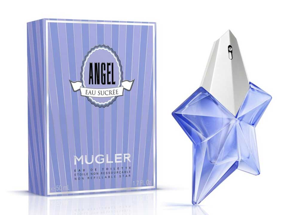 e96a65023 Angel Eau Sucrée 2017 من تيري موغلر ~ إصدار جديد