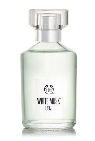The Body Shop White Musk L'Eau ~ Nuevas Fragancias