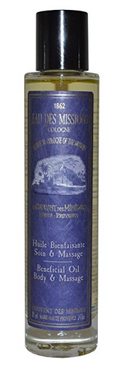 Couvent des Minimes Cologne of the Missions Body & Massage Oil