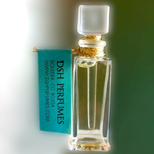 DSH perfume bottle