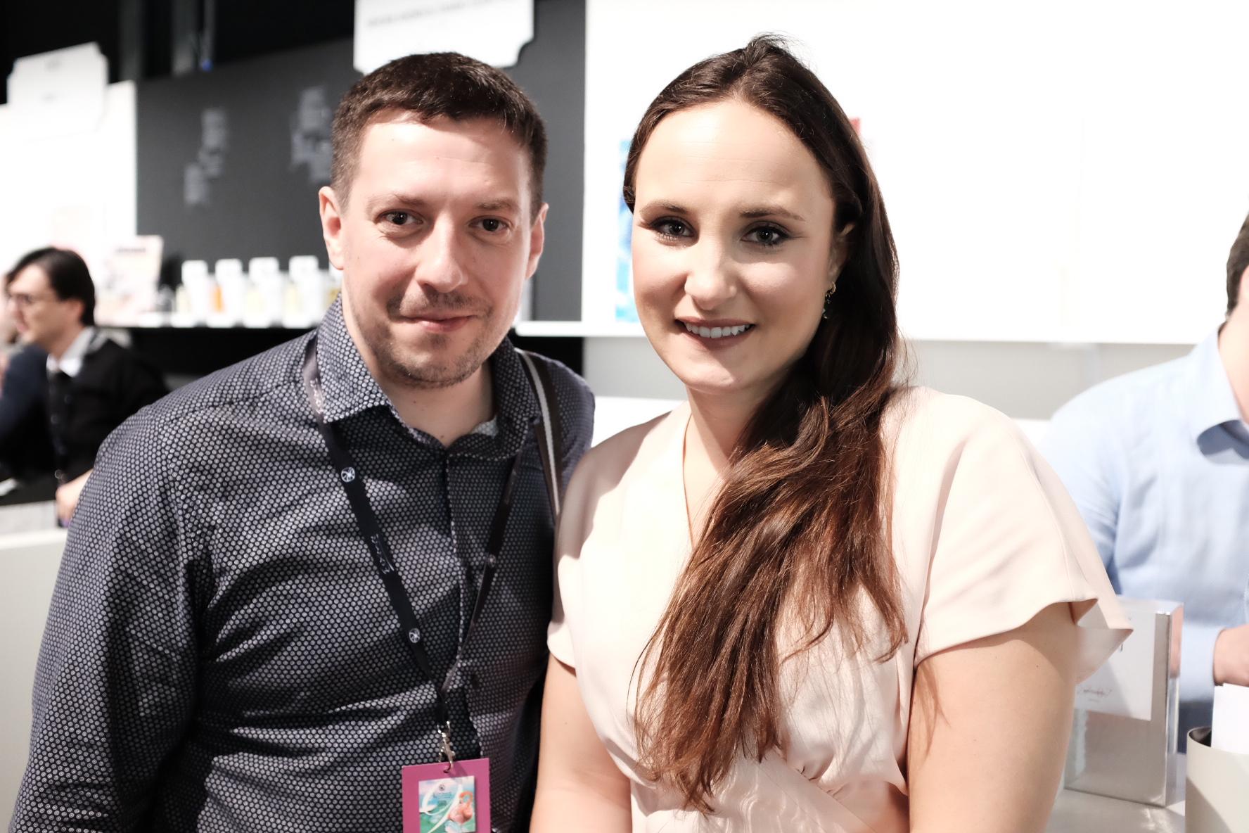 Матвей Юдов и Роми Ковалевски
