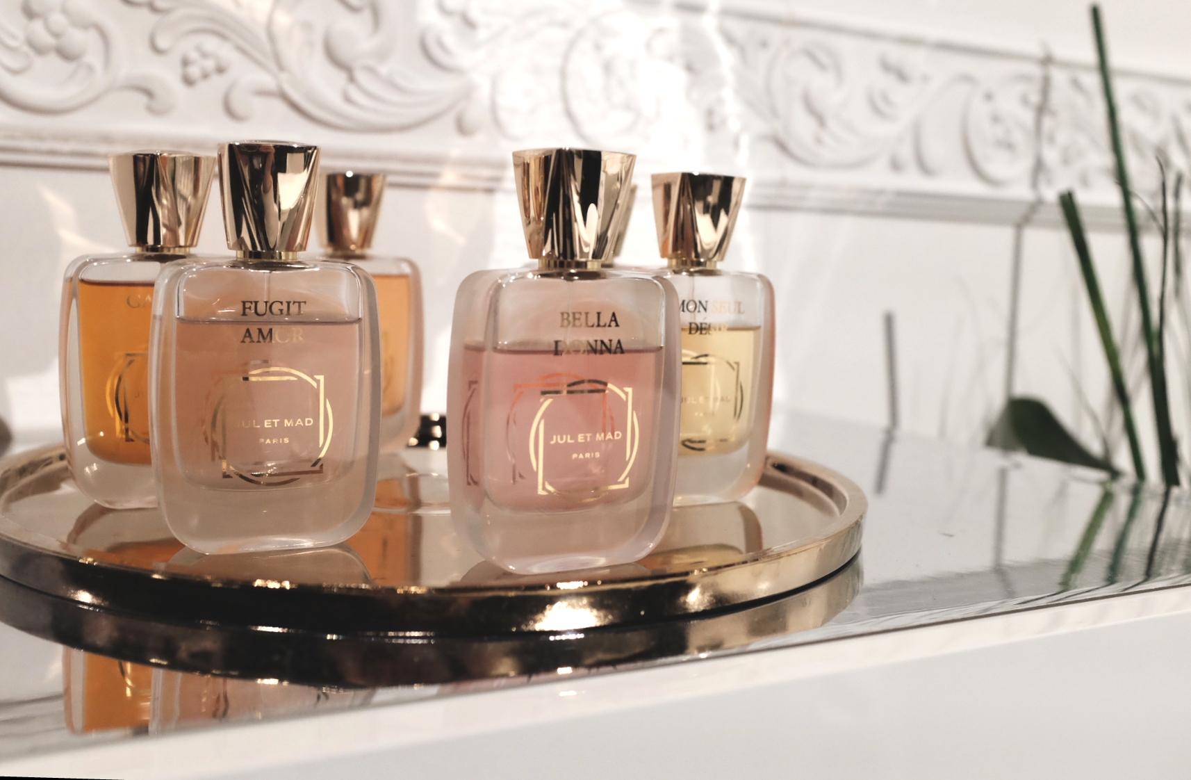 новые ароматы Jul et Mad