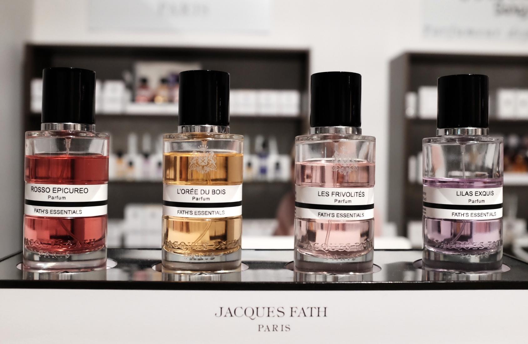 новинки Jacques Fath
