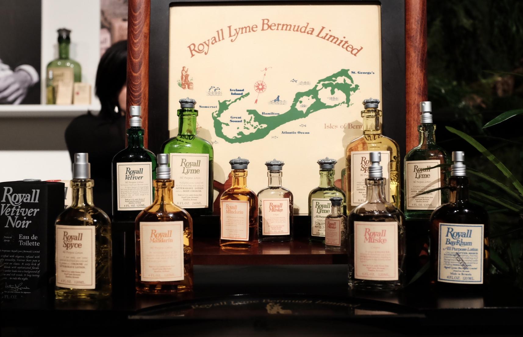 Royall Lyme Bermuda Limited