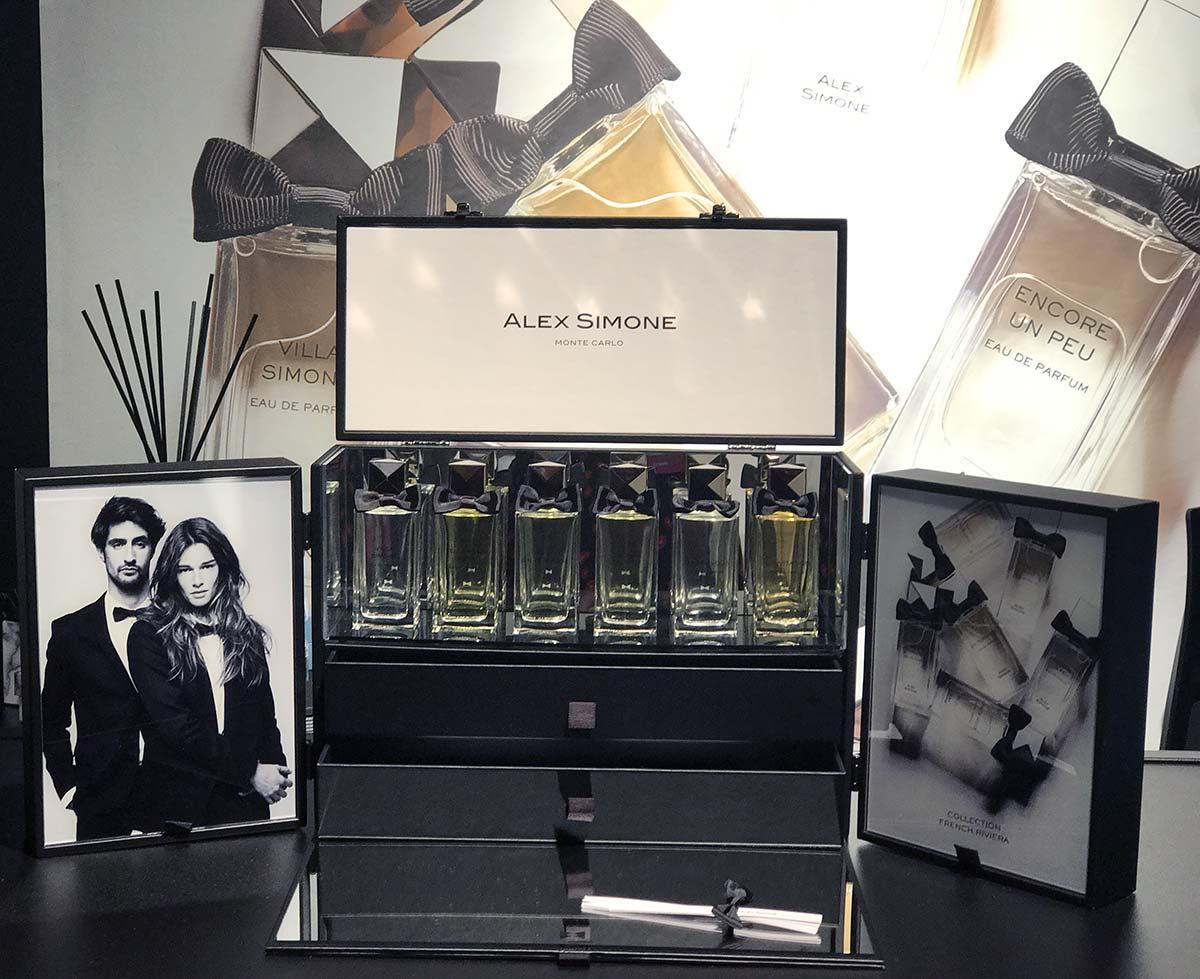 Alex Simone perfumes