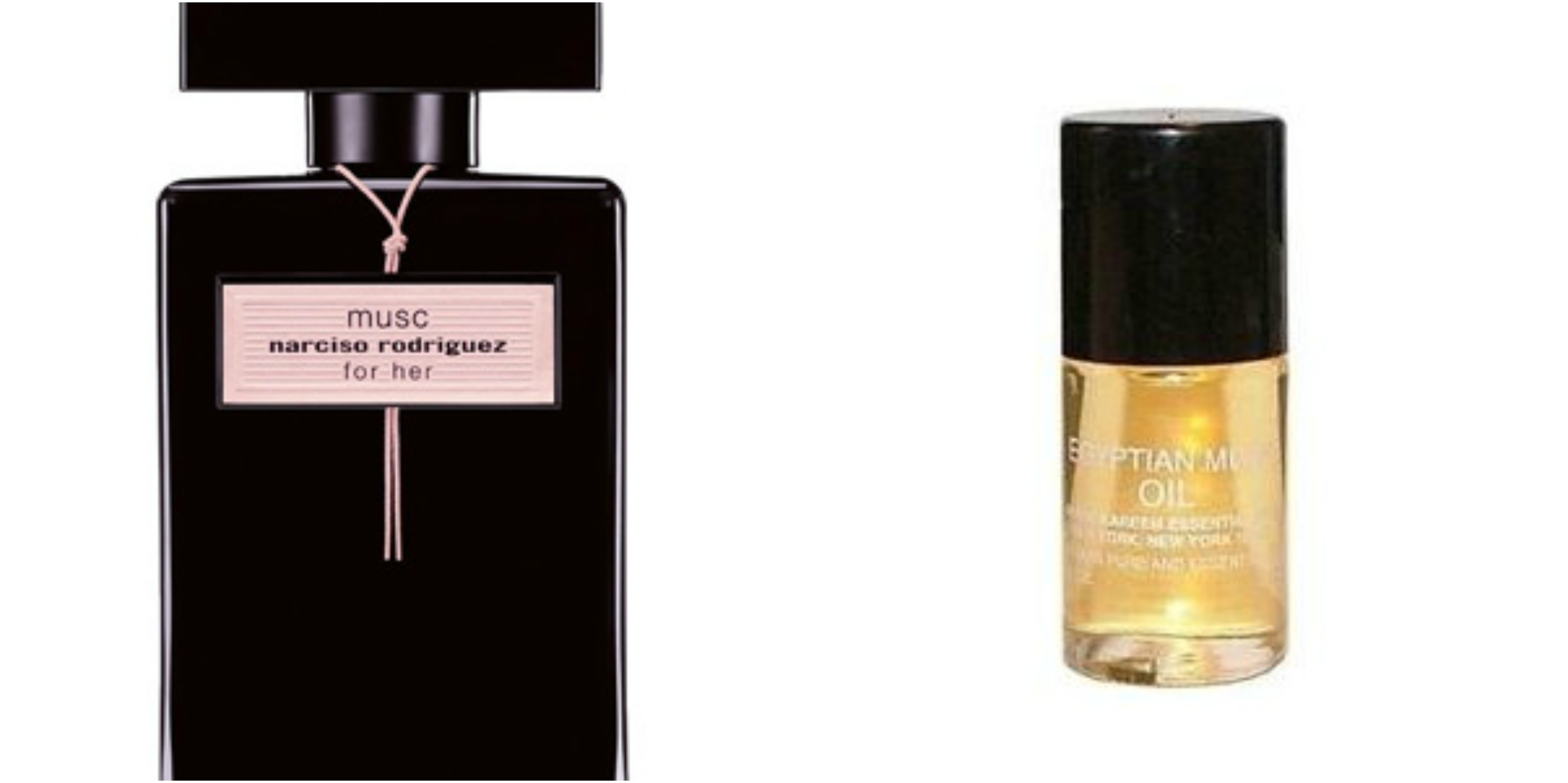 c9554b12b Flacons of Narciso Rodriguez Musc for Her Oil Perfume and Abdul Kareem  Egyptian Musk Oil