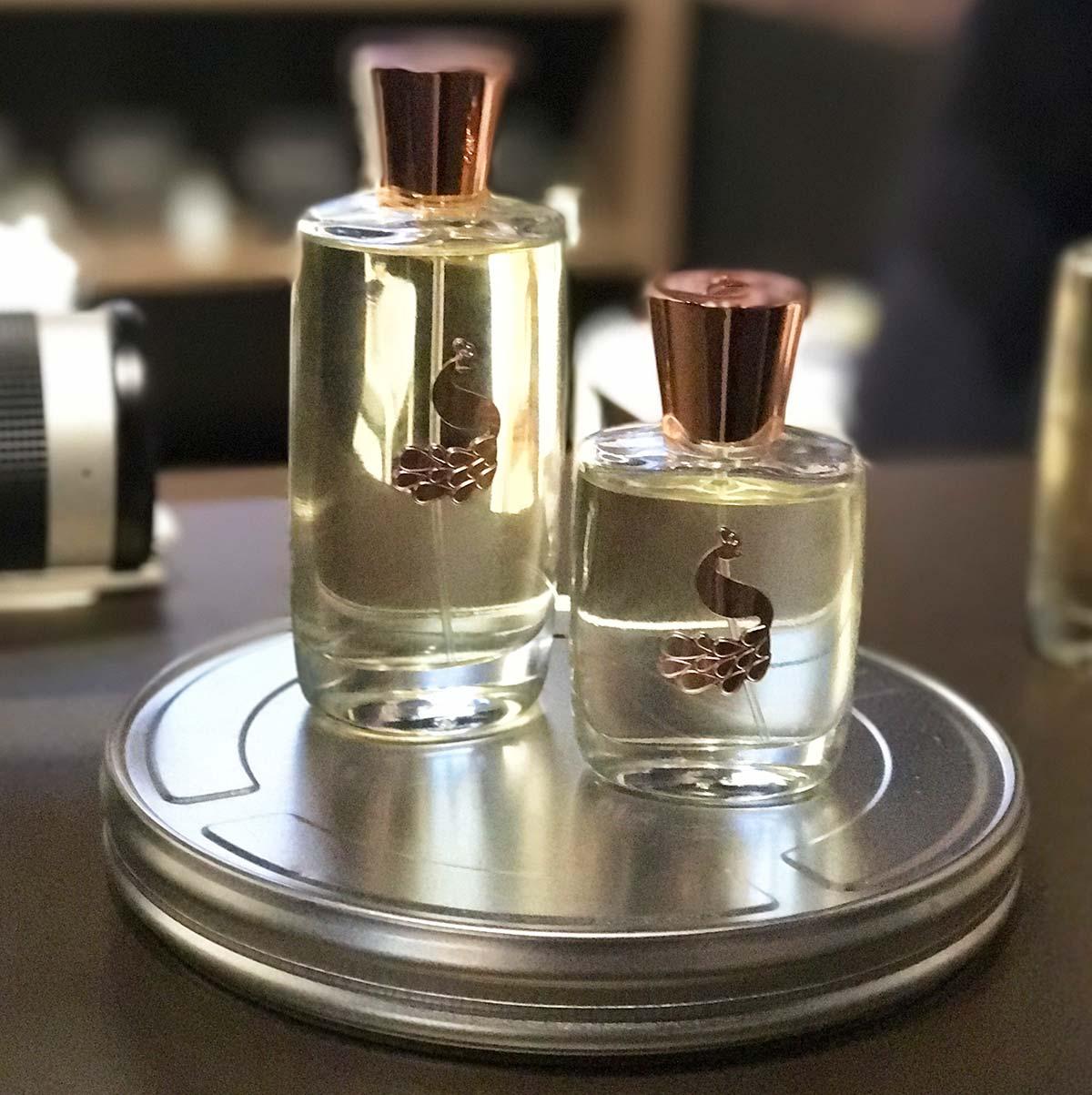 Olibere perfumes