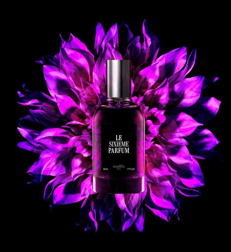 La Sixieme Parfum still life