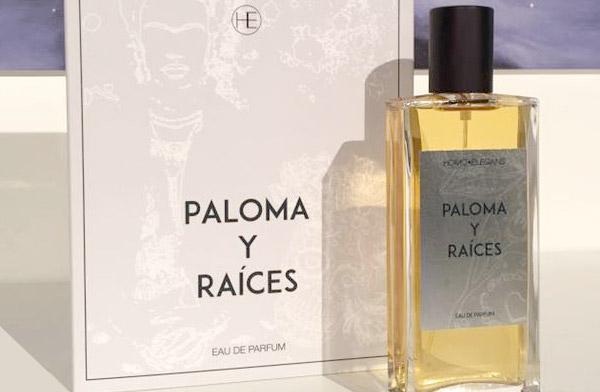 Paloma y Raices Homoelegans