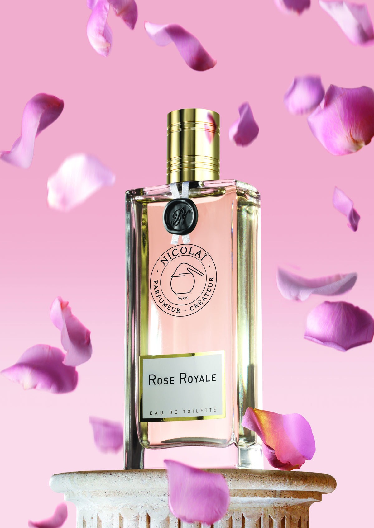 flacon of Rose Royal