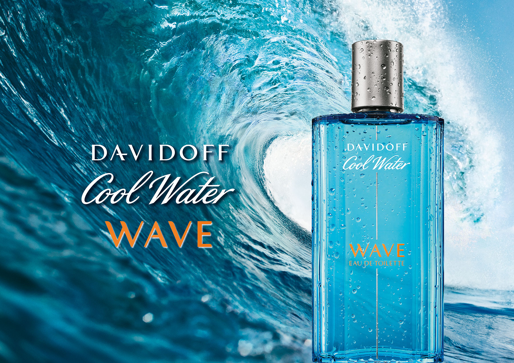 Cool Water Wave for men