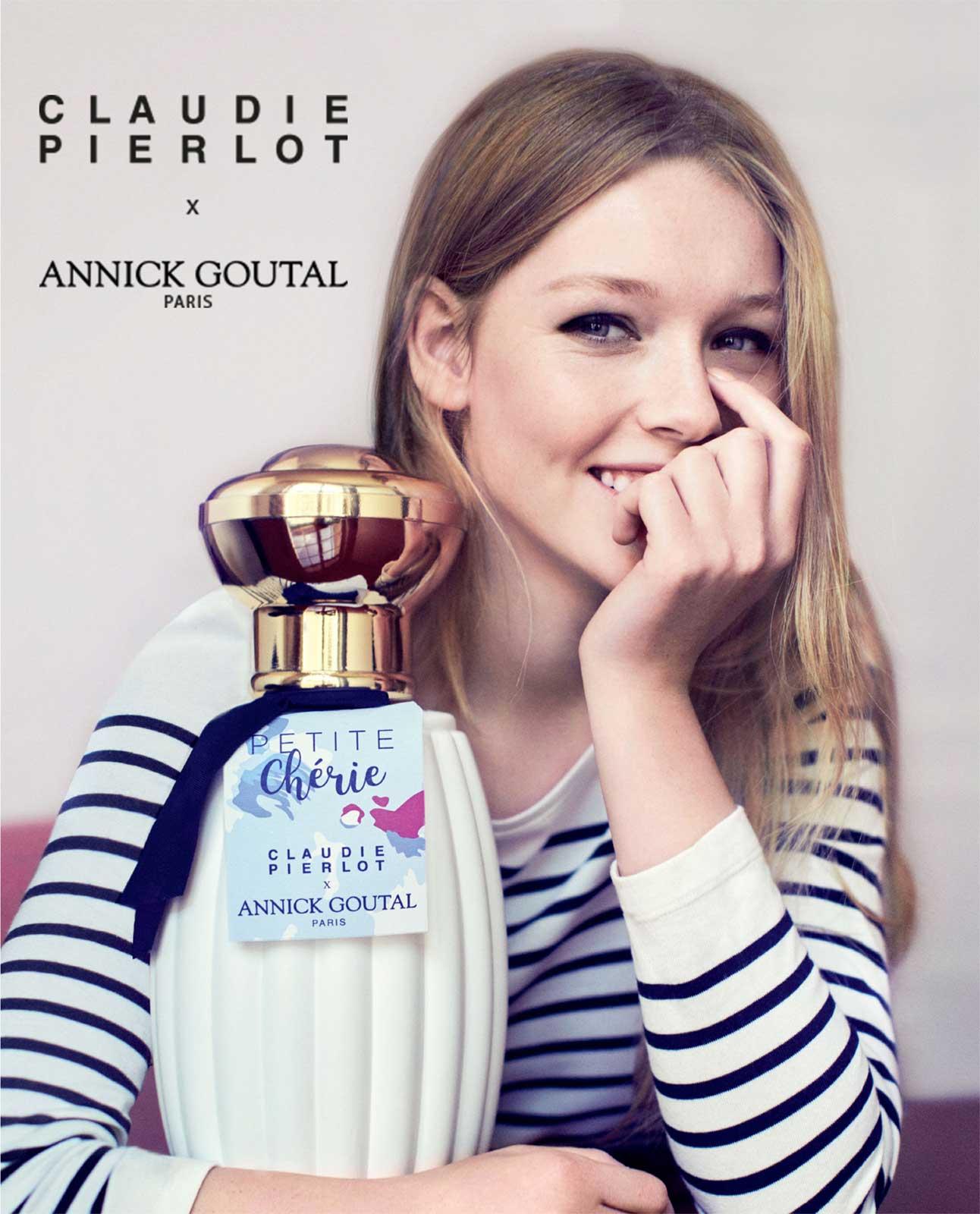 Claudie Pierlot x Annick Goutal Petite Chérie