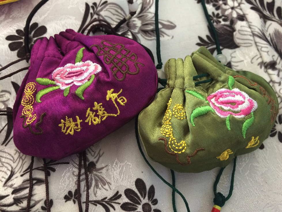 Chinese Scented bags