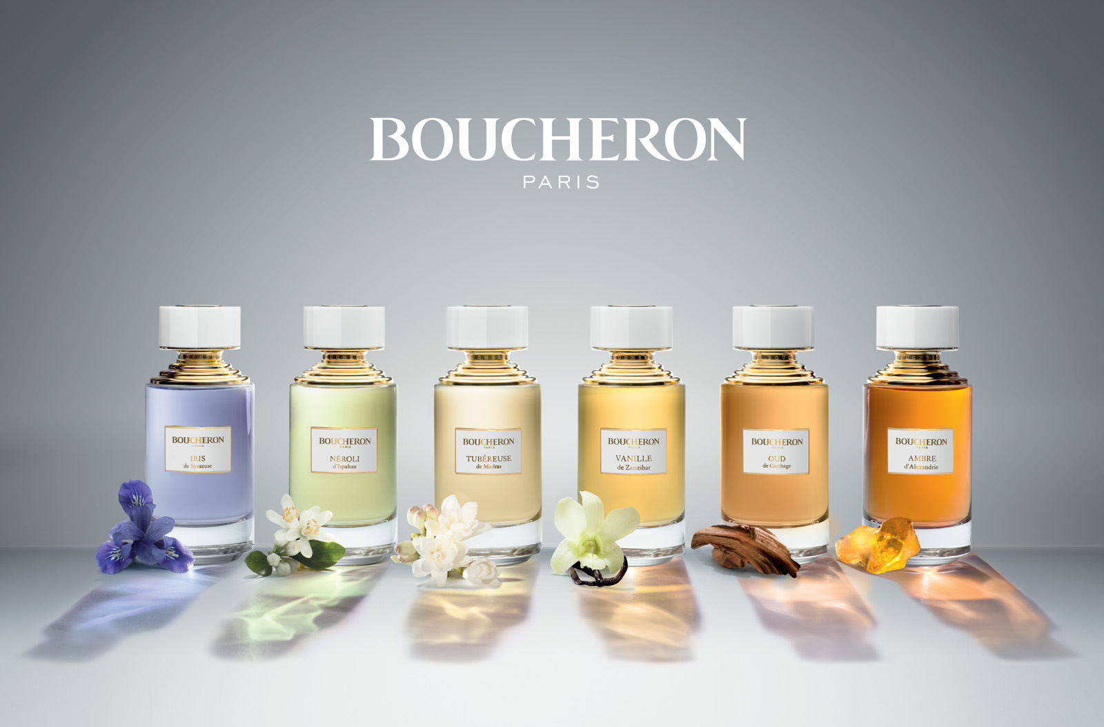 La Nuevas Boucheron ~ Collection Fragancias E2IHD9
