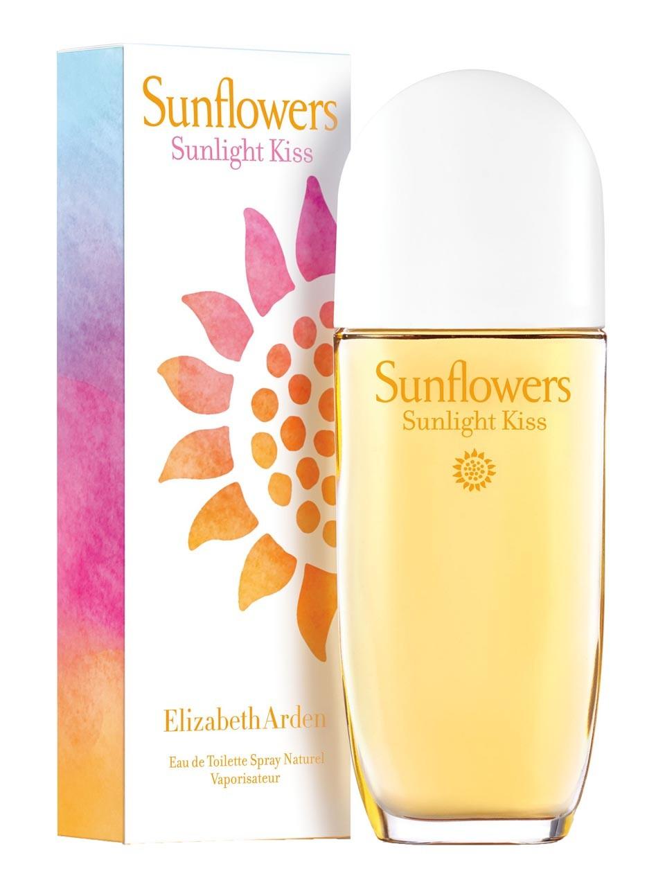 Sunflowers Sunlight Kiss