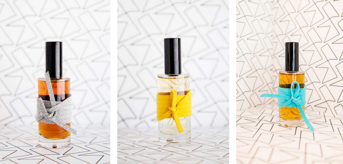 Attache-Mou Parfums