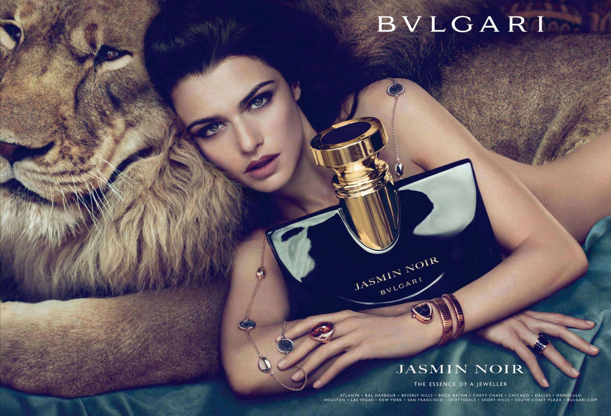 Bvlgari Jasmin Noir poster