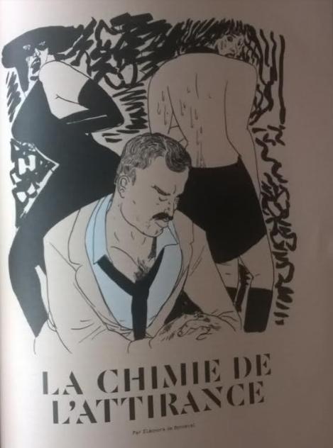 La chimie de l'attirance, un mystère... olfactif?