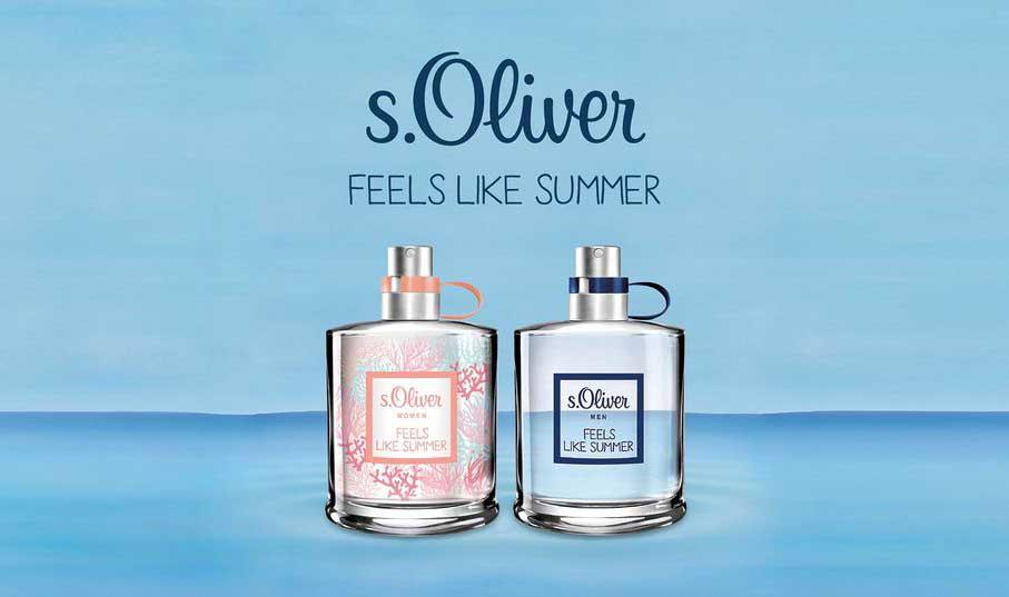 s.oliver feels like summer