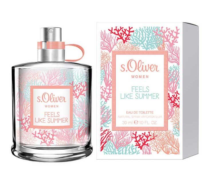 s.oliver feels like summer women