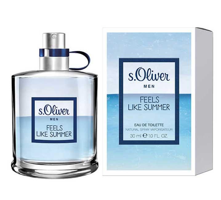 s.oliver feels like summer men
