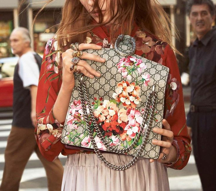 Gucci mode shot onder Alessandro Michele 2016