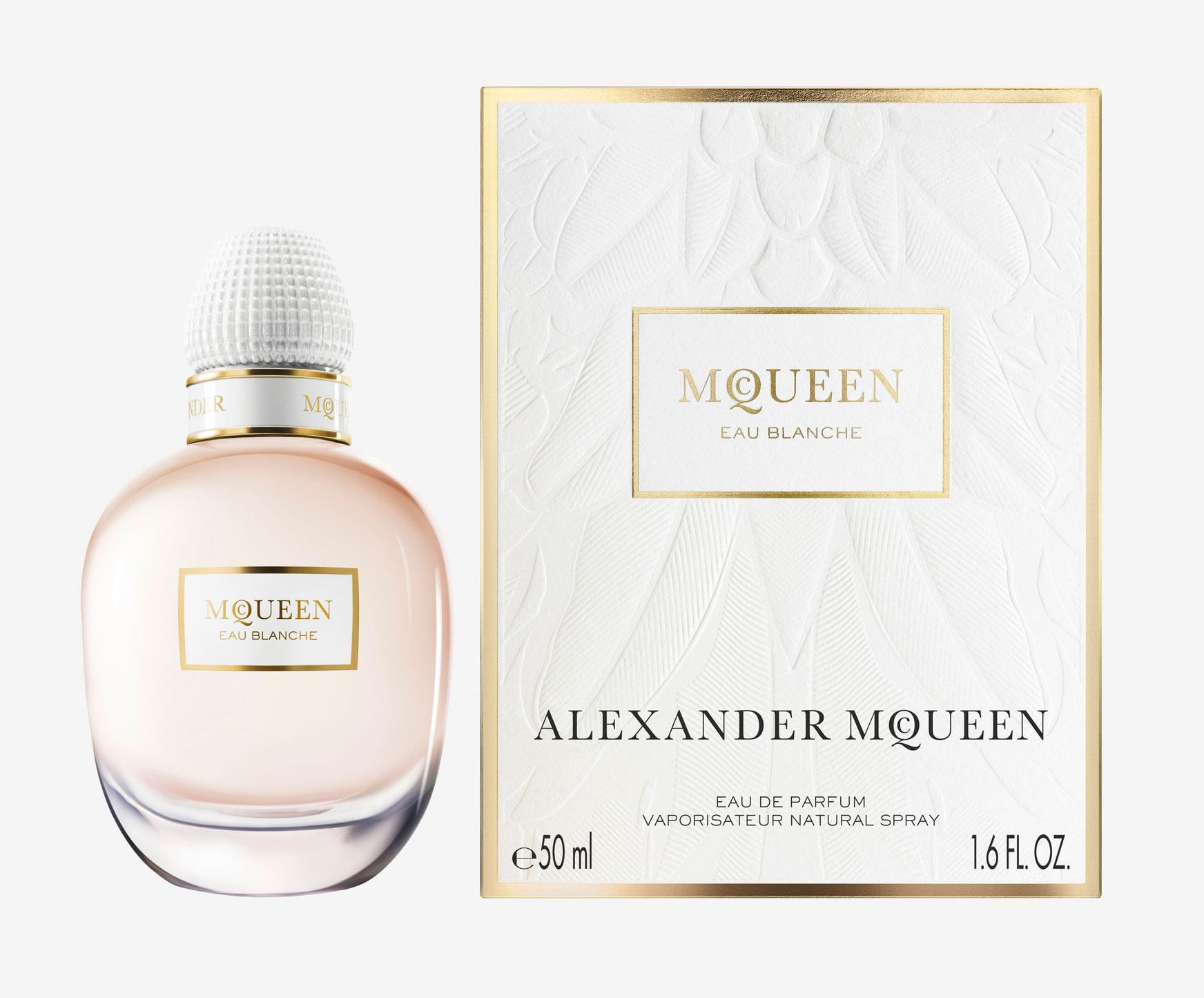 McQueen Eau Blanche packshot