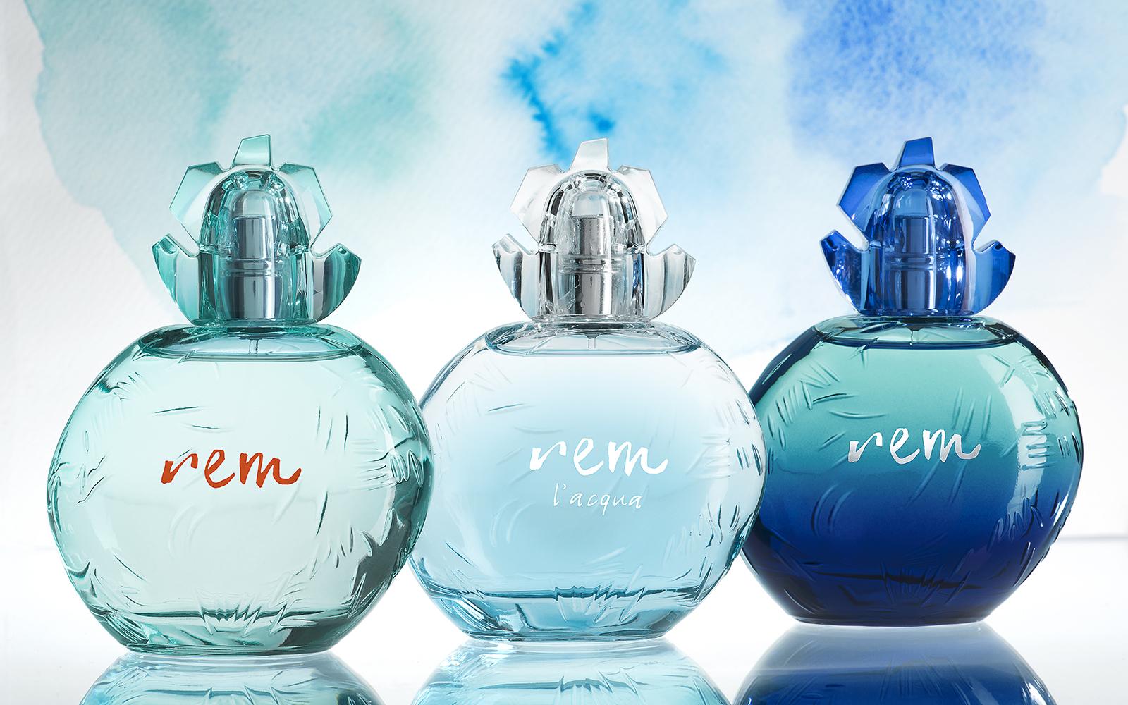 Rem collection of fragrances