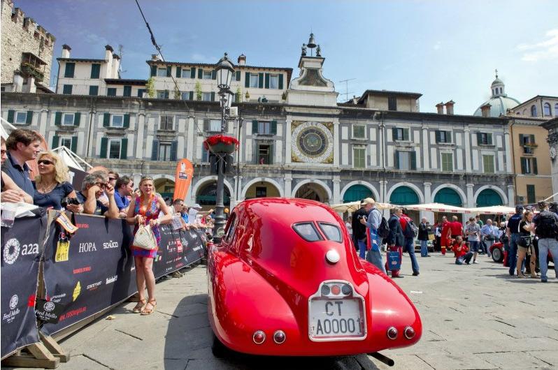 Mille Miglia race official photos