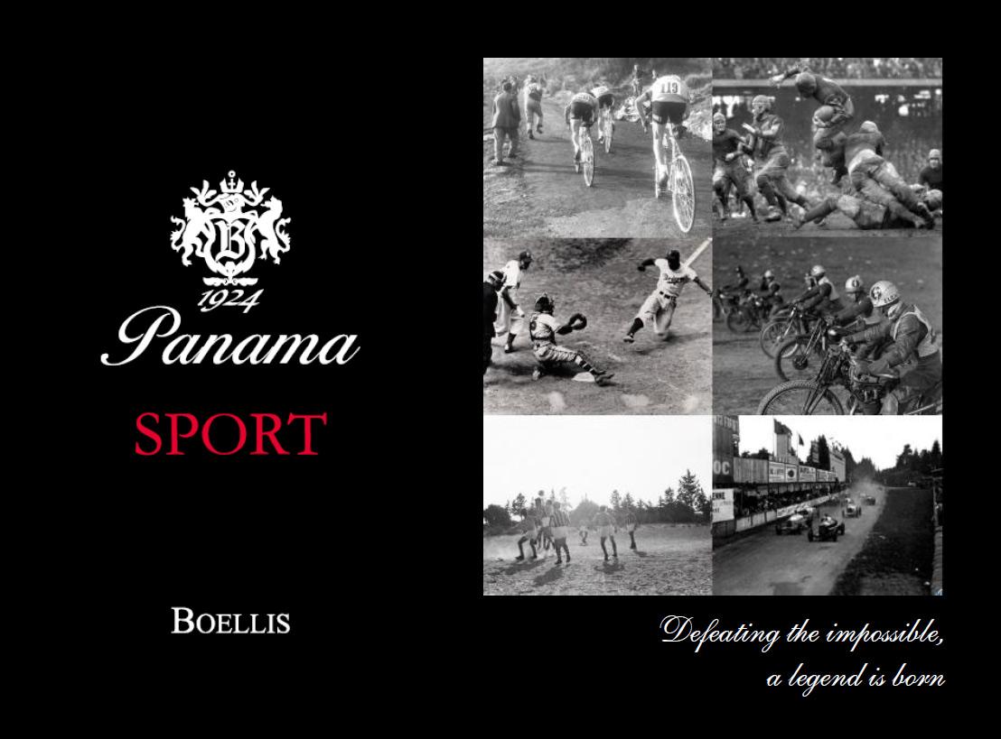 panama sport advertising photo