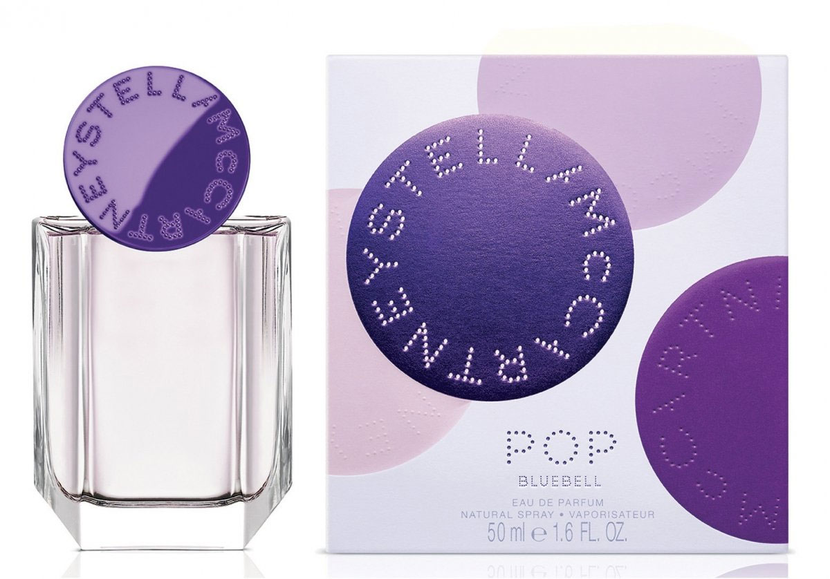 Stella McCartney Pop Bluebell ~ Nouveaux Parfums