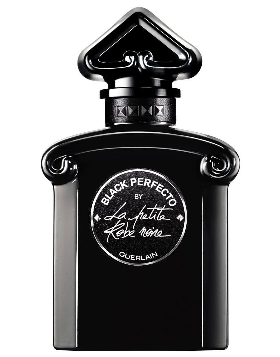 guerlain black perfecto by la petite robe noire new fragrances. Black Bedroom Furniture Sets. Home Design Ideas