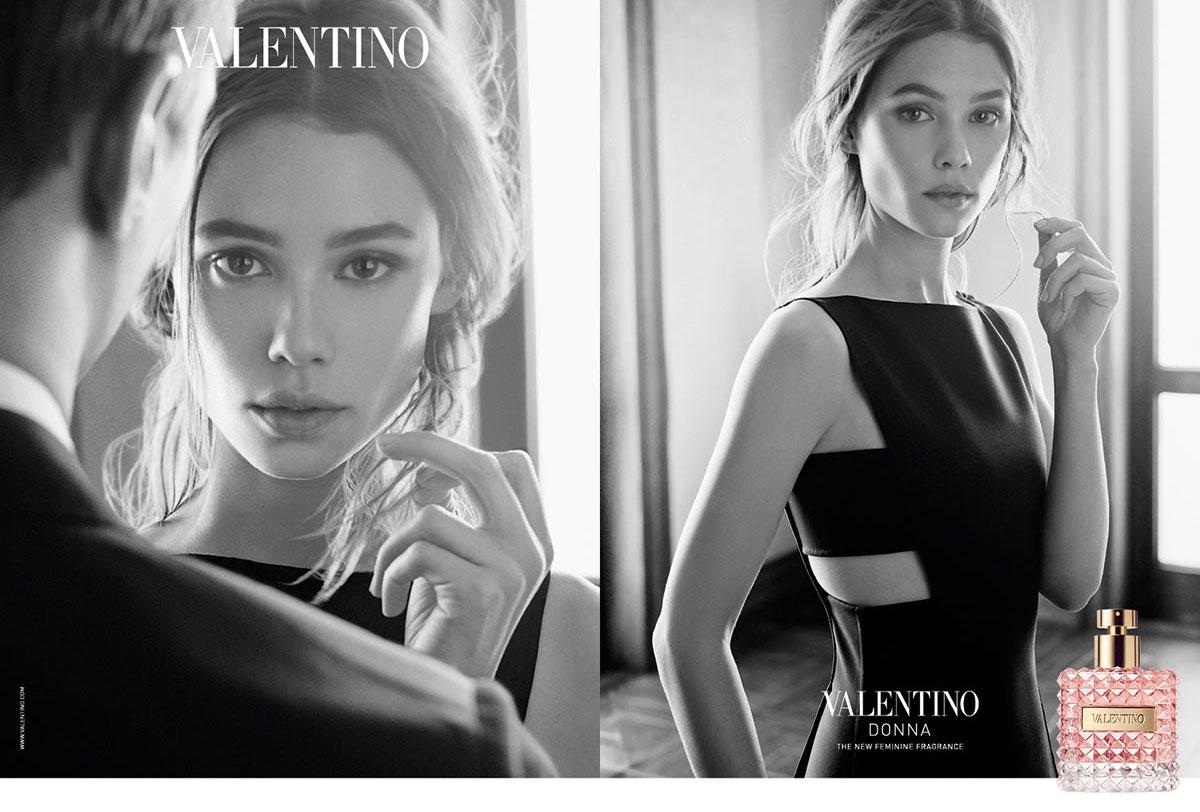 Valentino Donna Ad
