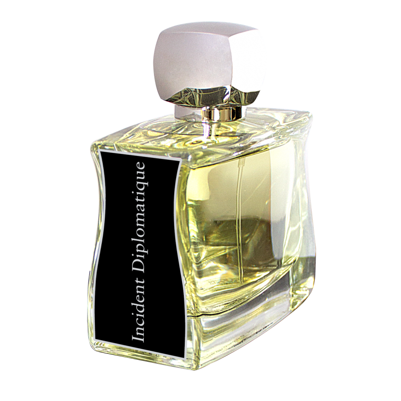 Bottle of the perfume