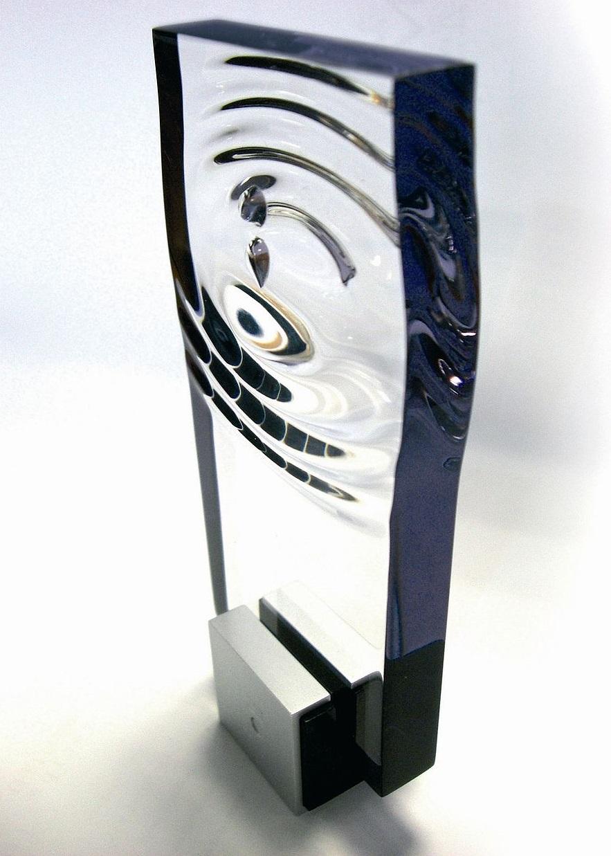 Fragrance Foundation Award sculpture