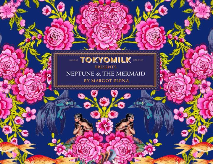 Tokyo Milk Neptune & The Mermaid banner