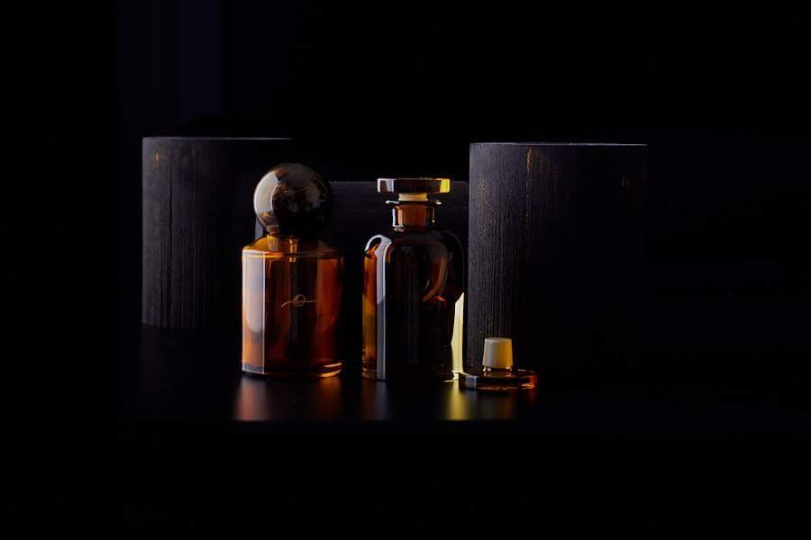 Флакон нового аромата