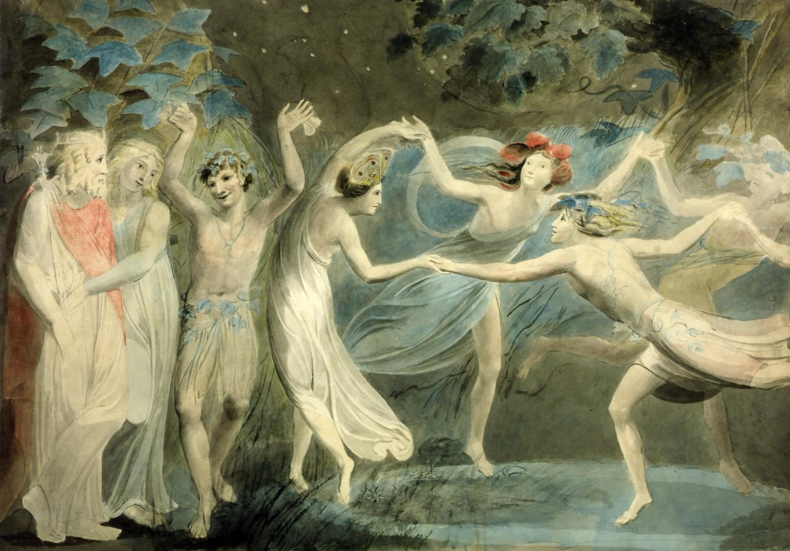 Blake's Midsummer Night's Dream