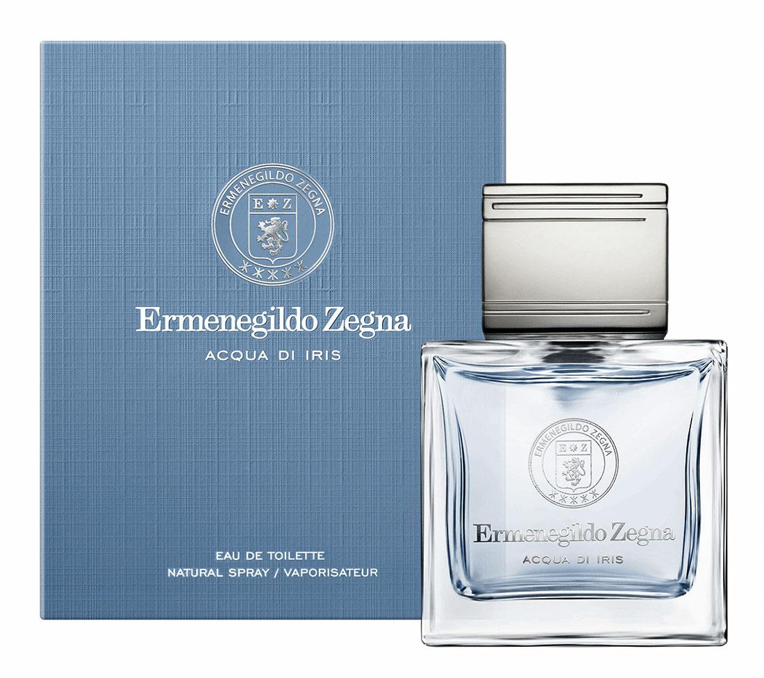 Ermenegildo Zegna Acqua Di Iris packshot