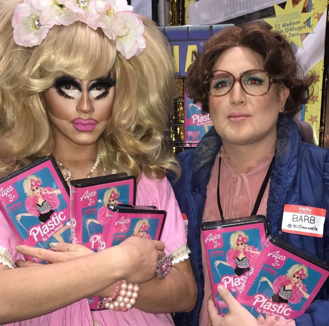 Trixie Mattel at Drag Con