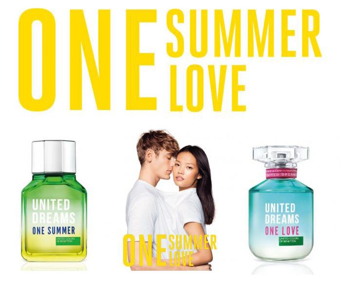 62c20afa8 Benetton United Dreams  One Summer