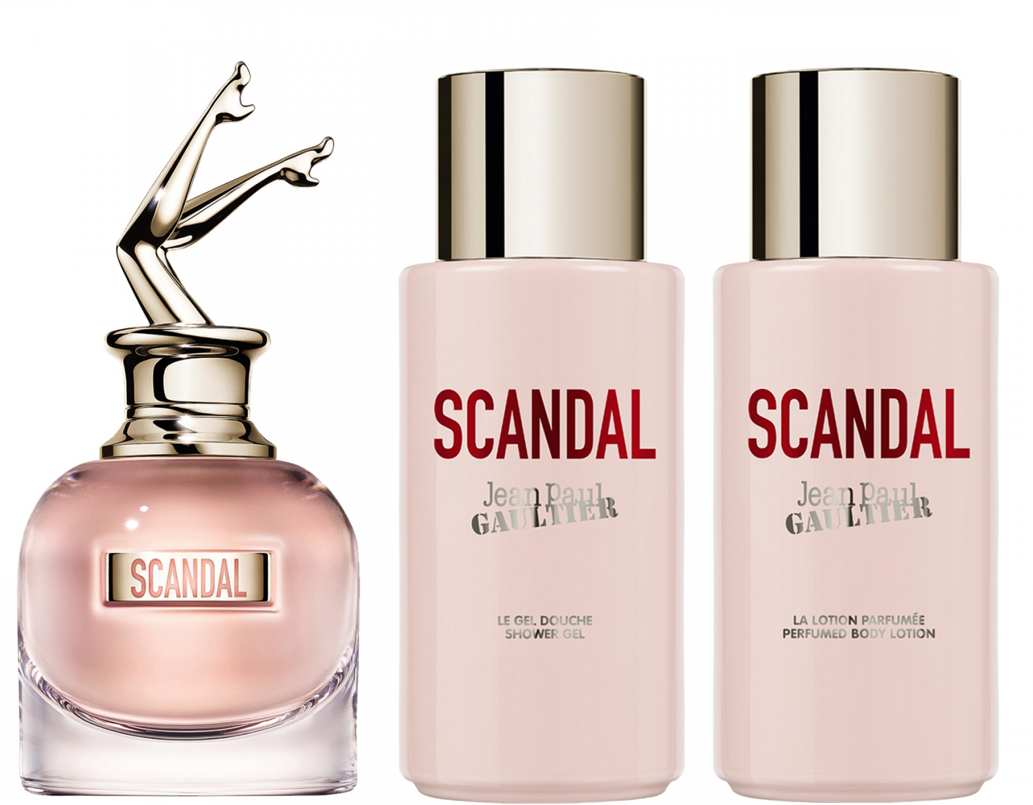 Jean Paul Gaultier Scandal New Fragrances