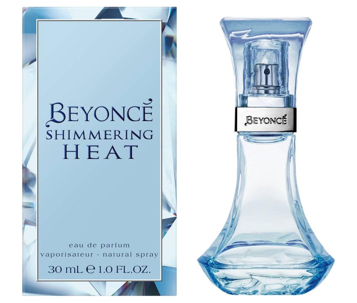Beyoncé Shimmering Heat Nouveaux Parfums