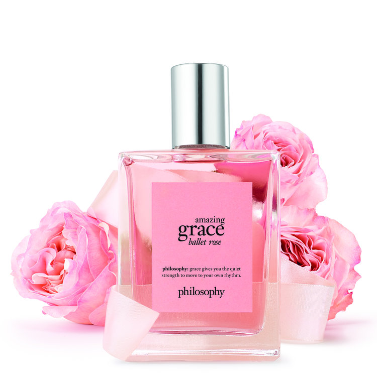 Philosophy Amazing Grace Ballet Rose Eau de Toilette ~ New ...