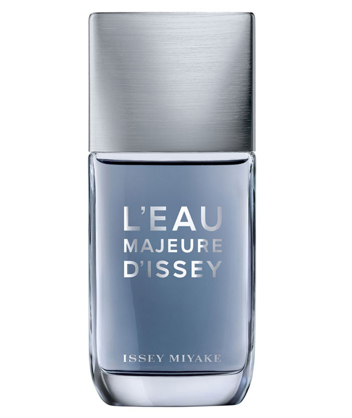 Issey Miyake L'Eau Majeure d'Issey bottle