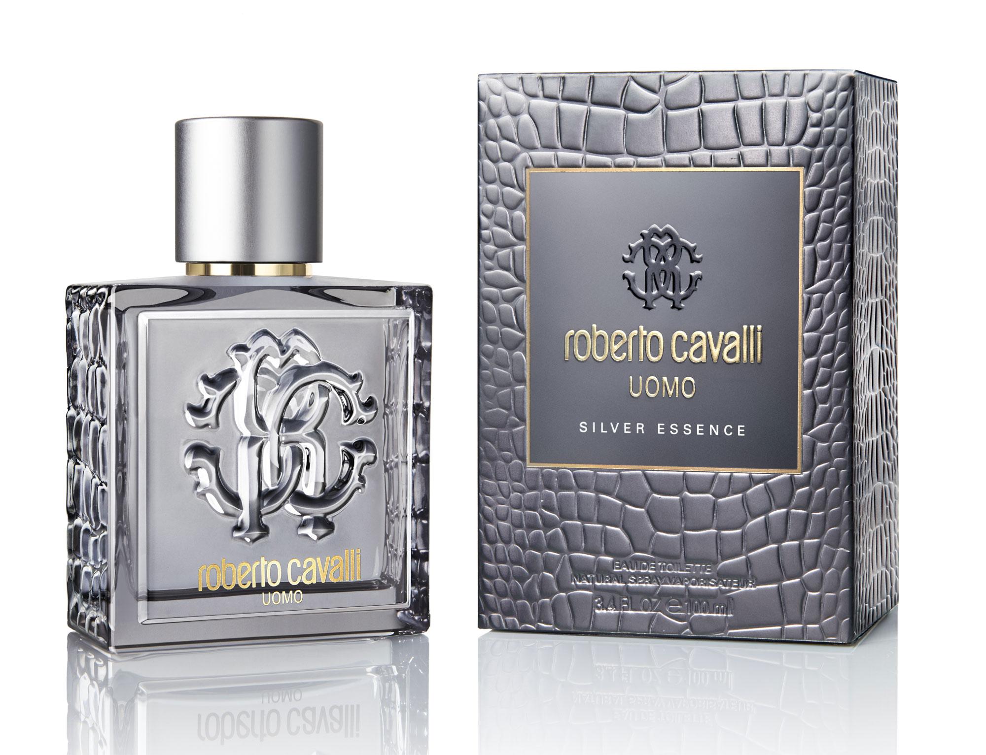 36e621ae8c235 Roberto Cavalli Uomo Silver Essence ~ New Fragrances