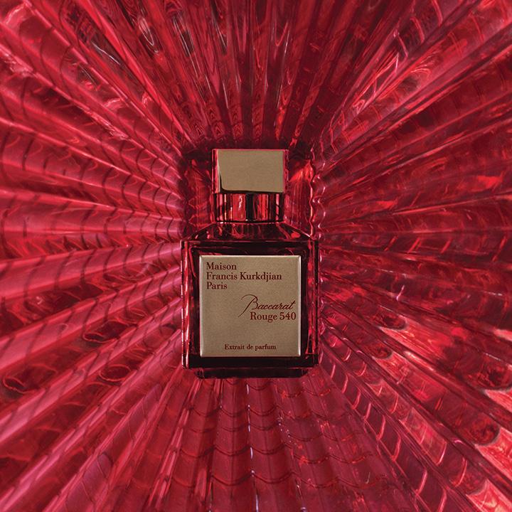 Maison Francis Kurkdjian представляет Baccarat Rouge 540 в новой